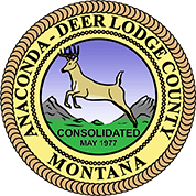 Anaconda-Deer Lodge County Montana Consolidated May 1977