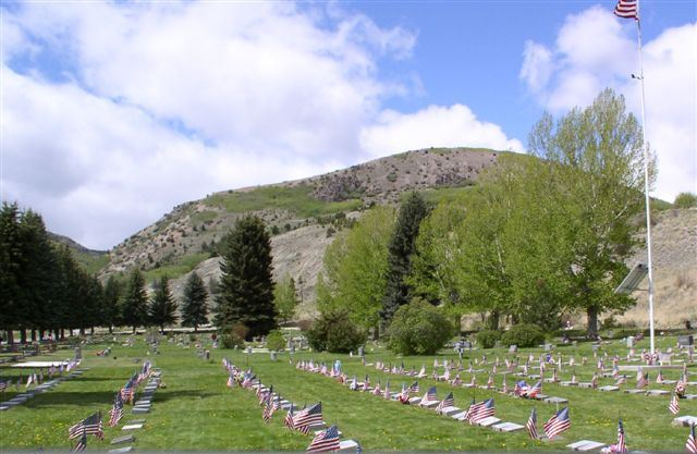 Lower Hill at Memorial Day